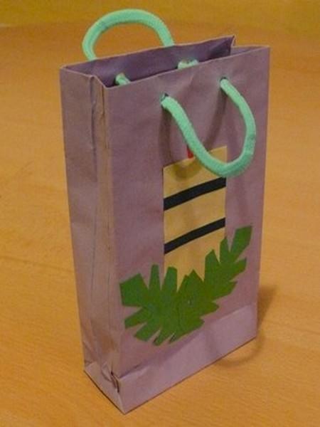 Darčeková taška - Nikolka
